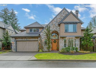 Lake Oswego Single Family Home For Sale: 4190 Chad Dr