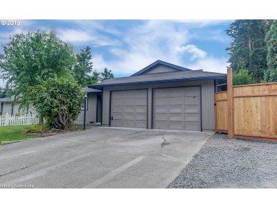 Aloha Single Family Home For Sale: 17420 SW Ivy Glenn Dr