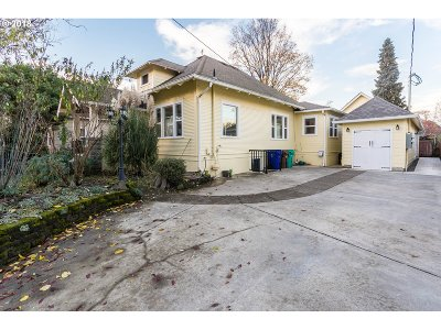 Single Family Home For Sale: 1625 N Jessup St