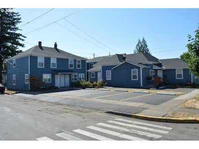 Newberg, Dundee, Mcminnville, Lafayette Multi Family Home Pending: 204 S Meridian St