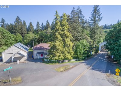 Scio Single Family Home Sold: 42382 Highway 226