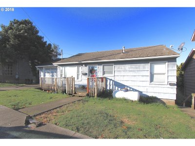North Bend Multi Family Home For Sale: 1860 Meade