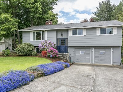 Oregon City Single Family Home For Sale: 15865 S Wilshire Cir