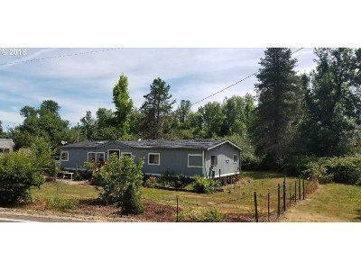 Lorane Single Family Home For Sale: 80229 Territorial Hwy