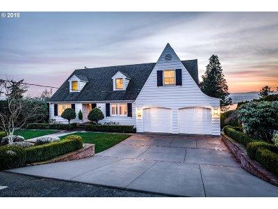 Vancouver Single Family Home For Sale: 6413 Buena Vista Dr