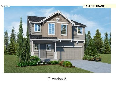 Vancouver Single Family Home For Sale: 12619 NE 51st St #lot28