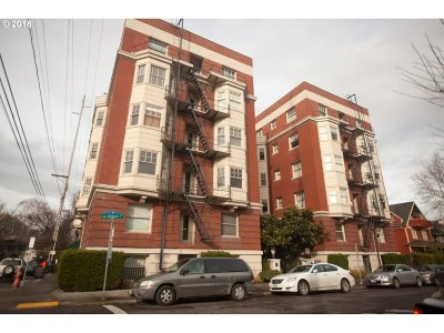 Portland Condo/Townhouse For Sale: 2083 NW Johnson St