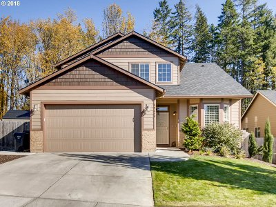 St. Helens Single Family Home For Sale: 60250 Wapiti Dr