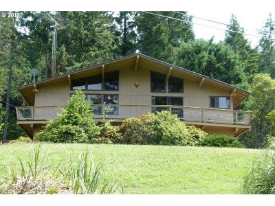 Sutherlin Single Family Home For Sale: 757 Schoon Mountain Rd