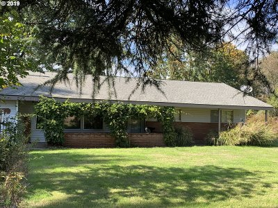 Scappoose Single Family Home For Sale: 53277 West Lane Rd