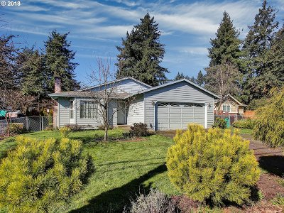 Single Family Home For Sale: 2233 SE 143rd Ave