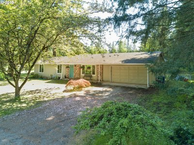 Sandy Single Family Home For Sale: 36722 Deming Rd