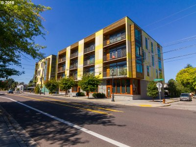 Condo/Townhouse For Sale: 1455 N Killingsworth St #308