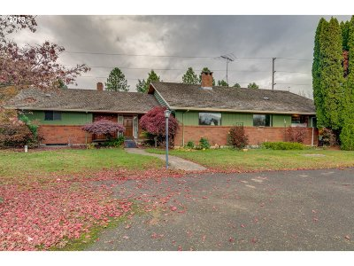 McMinnville Single Family Home For Sale: 9510 SW Highway 99w