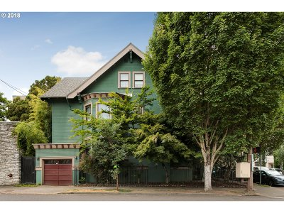 Single Family Home For Sale: 2104 NW Everett St