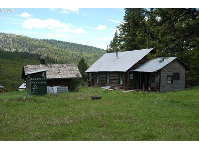 Grant County Single Family Home For Sale: Grant St