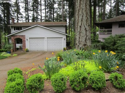 Oregon City Single Family Home For Sale: 14534 S Kelmsley Dr