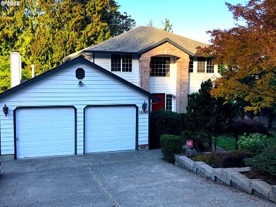 Single Family Home For Sale: 10149 SE Clatsop St