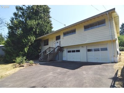 Tigard Single Family Home For Sale: 7108 SW Locust St