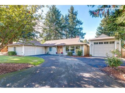 Tigard Single Family Home For Sale: 13615 SW 115th Ave