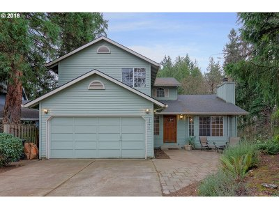 Tigard Single Family Home For Sale: 14256 SW Fanno Creek Loop