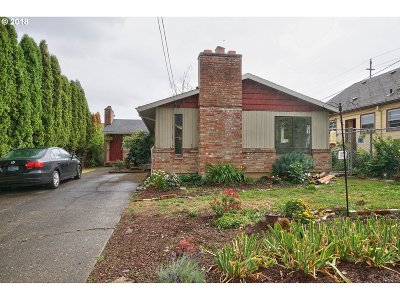 Portland OR Multi Family Home For Sale: $369,900