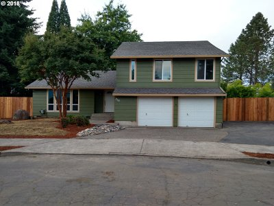 Gresham, Troutdale, Fairview Single Family Home For Sale: 219 NW Nancy Pl