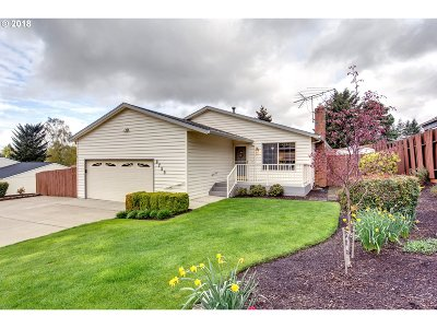 Happy Valley Single Family Home Pending: 8755 SE Marcus St
