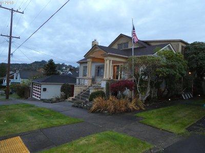 Astoria Single Family Home For Sale: 413 Franklin Ave