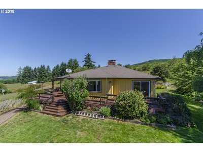 Kalama Single Family Home For Sale: 146 Monarch Rd