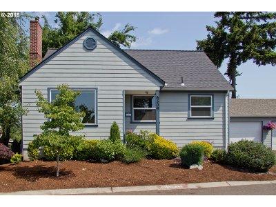 Single Family Home For Sale: 6509 NE 32nd Way