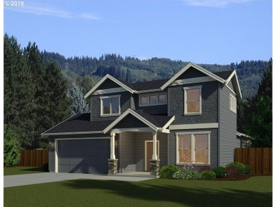 Canby Single Family Home Pending: 2184 SE 11th Ave #Lot65