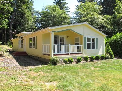 Florence Single Family Home For Sale: 85219 Laurel St