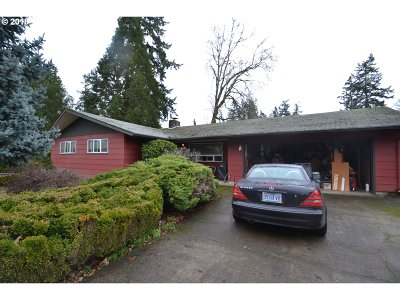 Canby Single Family Home For Sale: 935 NE 10th Ave