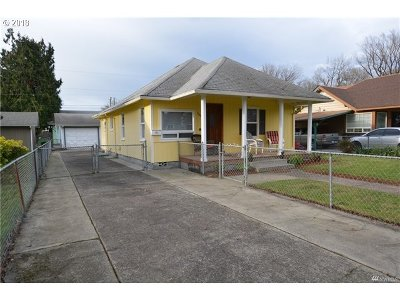 Cowlitz County Single Family Home For Sale: 641 18th Ave