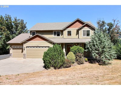 Washougal Single Family Home For Sale: 33320 SE Wood Dr