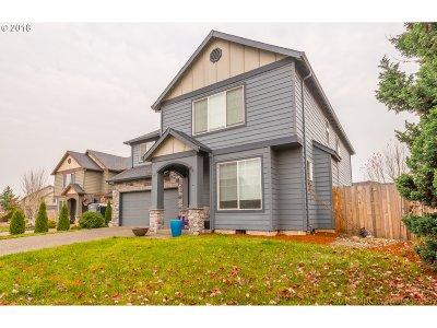 Scappoose Single Family Home For Sale: 52720 NE Porter Ln