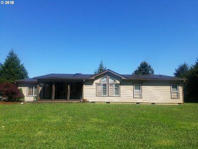 Newberg Single Family Home For Sale: 13250 NE Kinney Rd