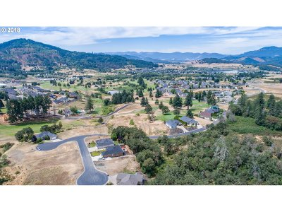 Sutherlin Residential Lots & Land For Sale: 1667 Scardi Blvd