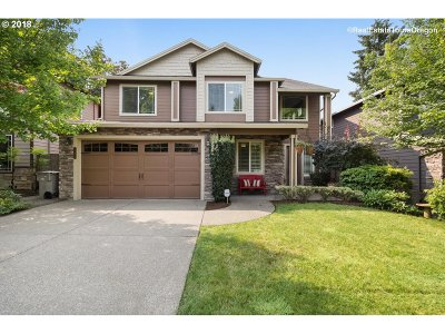 Tigard Single Family Home For Sale: 14892 SW Huntwood Ct
