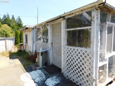 Coquille OR Single Family Home For Sale: $6,000