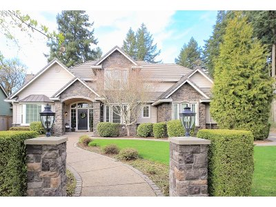 Eugene Single Family Home For Sale: 3994 Mirror Pond Rd