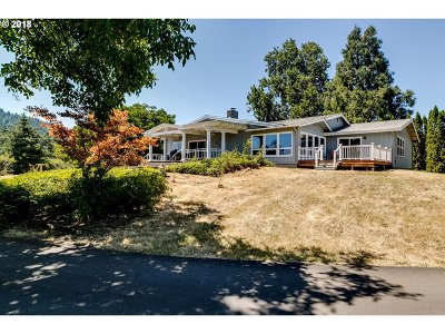 Cottage Grove Single Family Home For Sale: 31360 Veatch Rd
