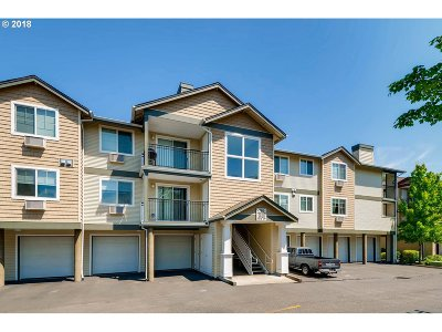 Beaverton Condo/Townhouse For Sale: 780 NW 185th Ave #307