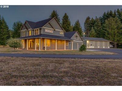 Brush Prairie Single Family Home For Sale: 21515 NE 122nd St