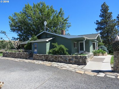 Pendleton Single Family Home For Sale: 49591 River Rd