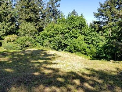 Eugene Residential Lots & Land For Sale: 1611 Fircrest Dr