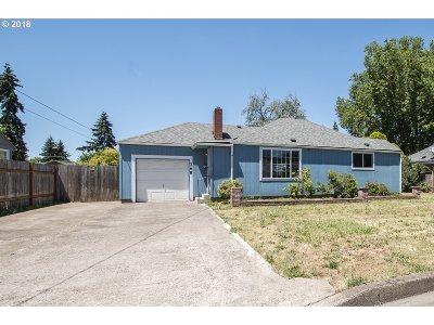 Eugene Single Family Home For Sale: 268 Alva Park Dr