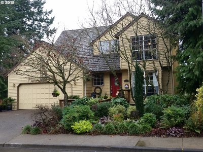 Tigard Single Family Home For Sale: 10556 SW Tualatin Dr