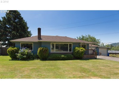 Gresham, Troutdale, Fairview Single Family Home For Sale: 3570 SE 14th St